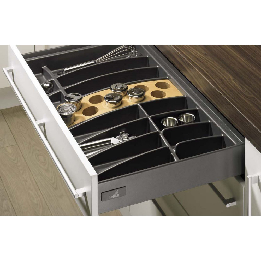 Organizer do szuflady. Tani i praktyczny sposób na porządek w kuchni